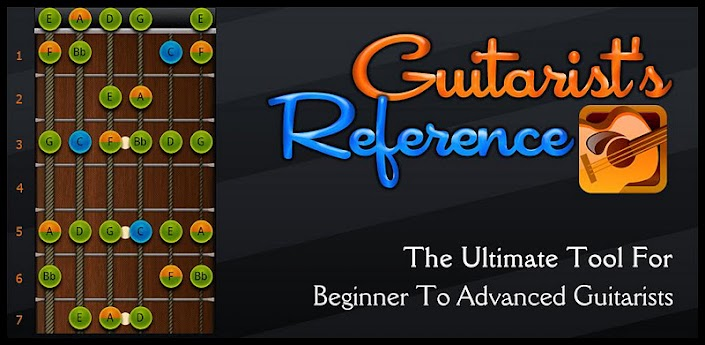 guitarists reference