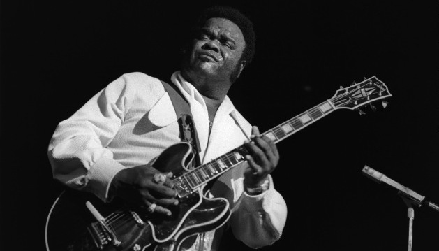 UNSPECIFIED - JANUARY 01: Photo of Freddie KING; Freddie King performing on stage (Photo by Robert Knight Archive/Redferns)